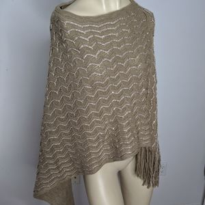 Ardene - sequin wrap sweater